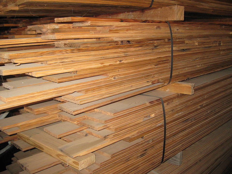 Cypress Wood Lumber Specialty Lumber Services Antique Lumber