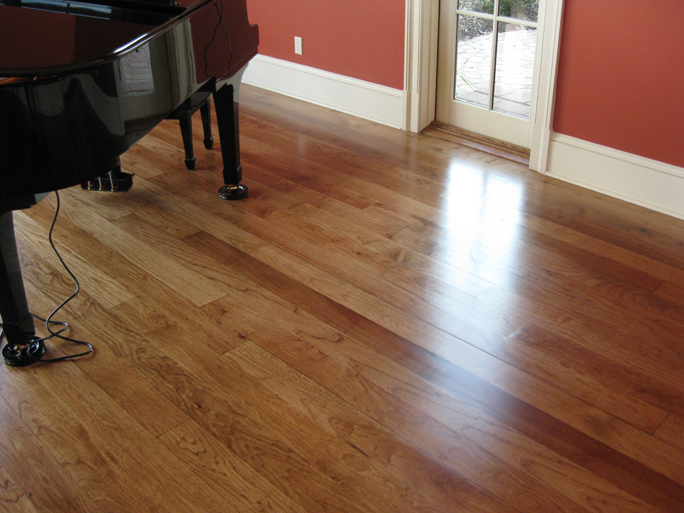 Antique Brown Stain Showing Character Highlights Cypress Wood Lumber Exotic Flooring