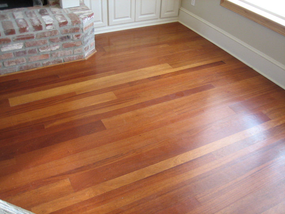 Diy satin wood finish plans free for Wood floor finishes
