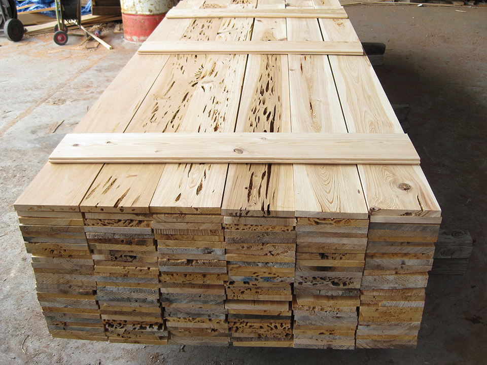 Cypress Wood Lumber Specialty